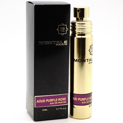 Montale Aoud Purple Rose (EDP, 20ml, женская)
