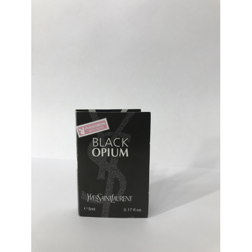 YVES SAINT LAURENT BLACK OPIUM (масло 5ml)
