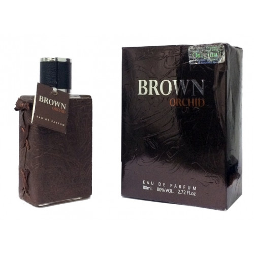 Brown Orchid Gold Edition (EDP, 80ml, мужская)..