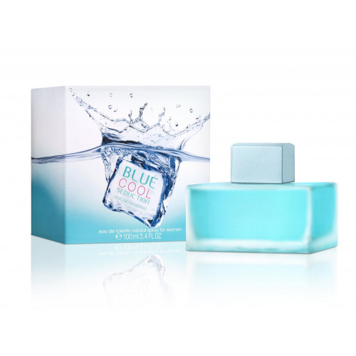 Antonio Banderas Blue Seduction Cool (EDT, 100ml, женская)