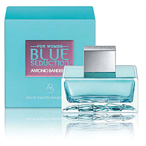Antonio Banderas Blue Seduction (EDT, 100ml, женская)