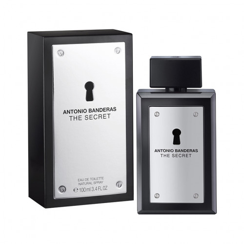 Antonio Banderas The Secret (EDT, 100ml, мужская)