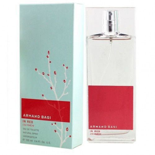 Armand Basi In Red Eau Fraiche (EDT, 100ml, женская)
