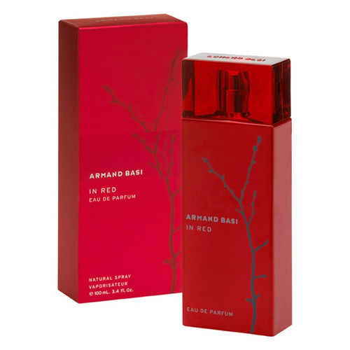 Armand Basi In Red (EDP, 100ml, женская)