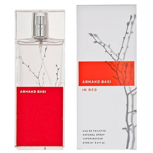 Armand Basi In Red (EDT, 100ml, женская)