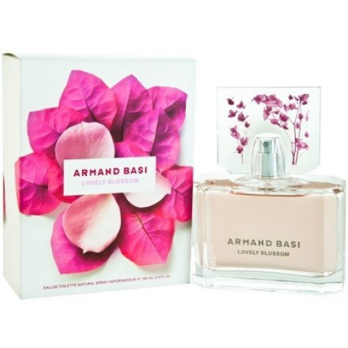 Armand Basi Lovely Blossom (EDT, 50ml, женская)