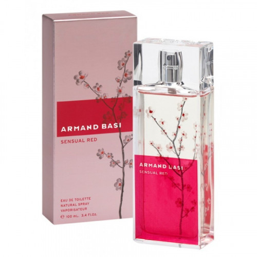 Armand Basi Sensual Red (EDT, 100ml, женская)