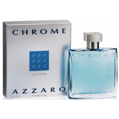 Azzaro Chrome (EDT, 100ml, мужская)