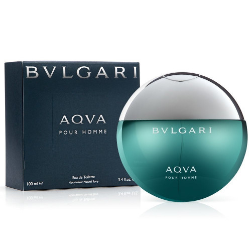 Bvlgari Aqva (EDT, 100ml, мужская)