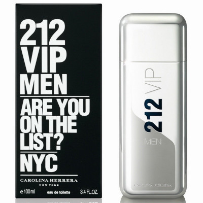 Carolina Herrera 212 VIP (EDT, 100ml, мужская)