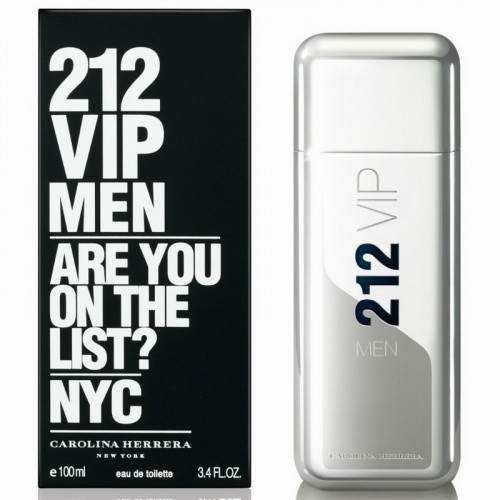 Carolina Herrera 212 VIP (EDT, 100ml, мужская)..