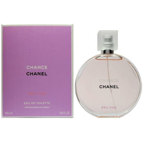 Chanel Chance Vive (EDT, 100ml, женская)..