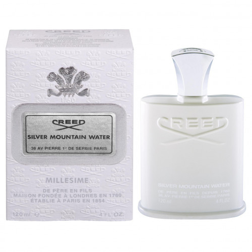 Creed Silver Mountain Water (EDT, 120ml, мужская)