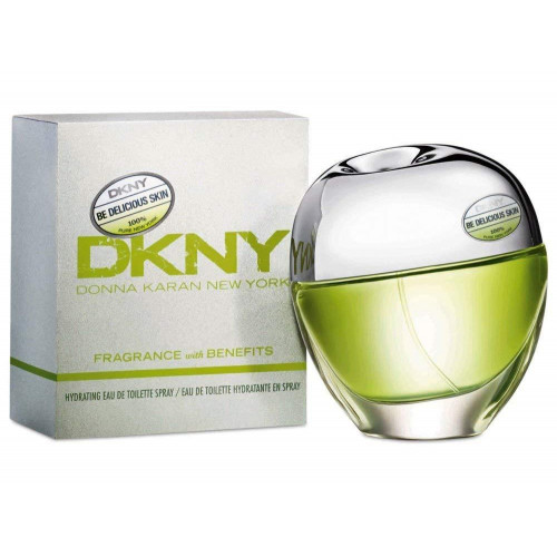DKNY Be Delicious Fragrance With Benefits (EDT, 100ml, женская)