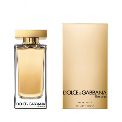 Dolce Gabbana The One (EDT, 100ml, женская)