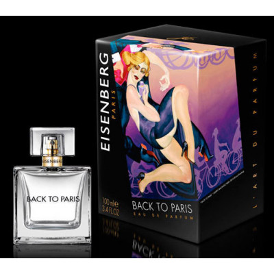 Eisenberg Back To Paris (EDP, 100ml, женская)
