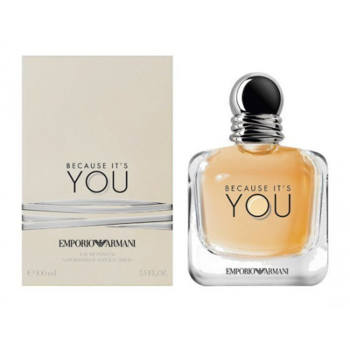 Emporio Armani Because It's You (EDP, 100ml, женская)