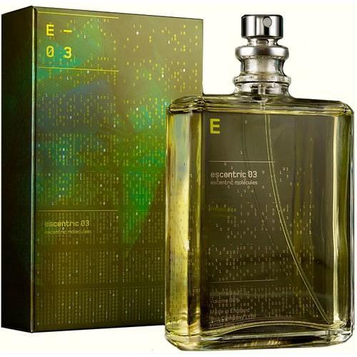 Escentric Molecules 03 Molecules (EDT, 100ml, мужская)