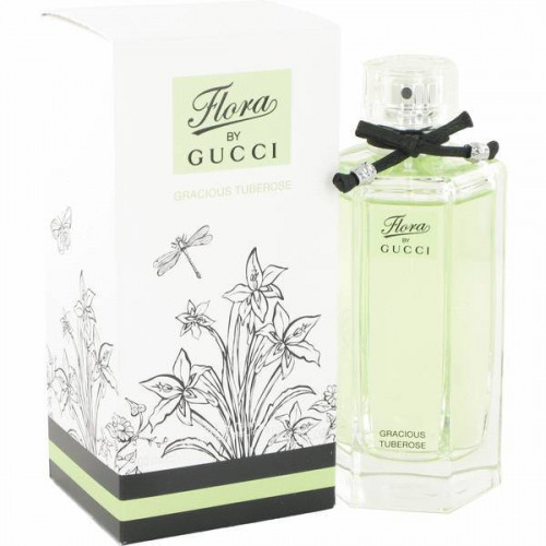Gucci Flora Gracious Tuberose (EDT, 100ml, женская)