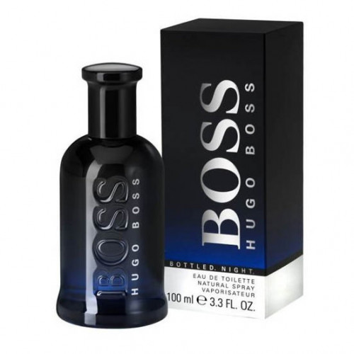 Hugo Boss Bottled Night (EDT, 100ml, мужская)..