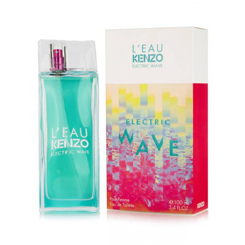 Kenzo L'Eau Electric Wave (EDT, 100ml, женская)