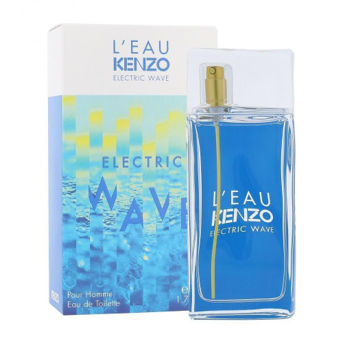 Kenzo L'Eau Electric Wave (EDT, 100ml, мужская)