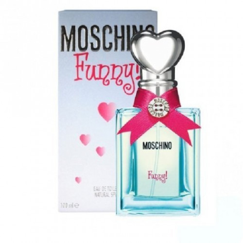 Moschino Funny (EDT, 100ml, женская)