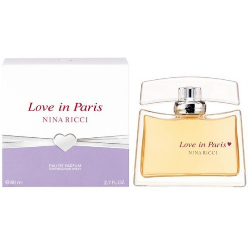 Nina Ricci Love In Paris (EDP, 80ml, женская)