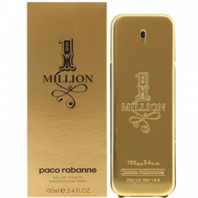 Paco Rabanne 1 Million (EDT, 100ml, мужская)