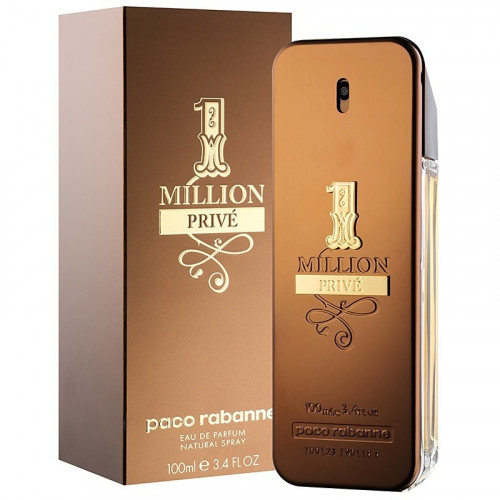 Paco Rabanne 1 Million Prive (EDP, 100ml, мужская)