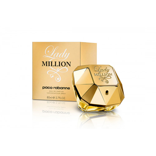 Paco Rabanne Lady Million (EDP, 80ml, женская)