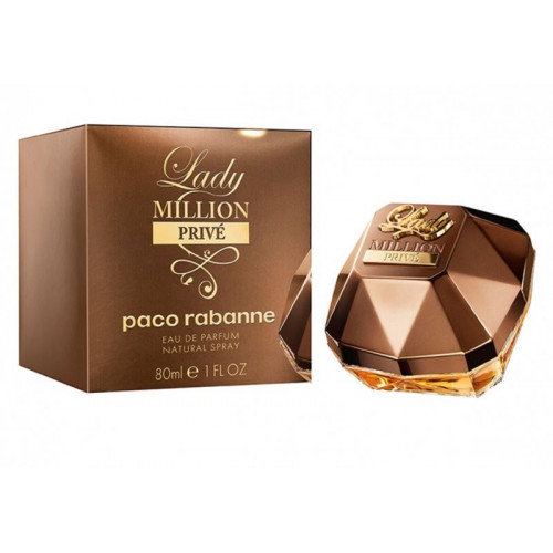 Paco Rabanne Lady Million Prive (EDP, 80ml, женская)