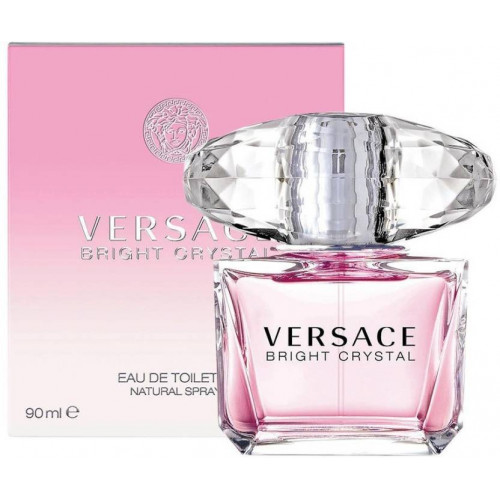 Versace Bright Crystal (EDT, 90ml, женская)