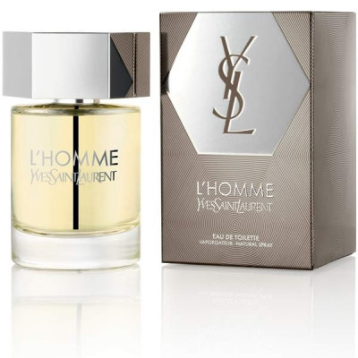 Yves Saint Laurent L'Homme (EDT, 100ml, мужская)