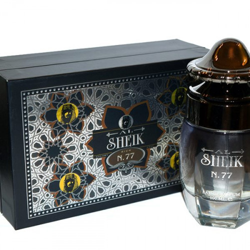 Al Sheik Rich No.77 (EDP, 100ml, мужская)..