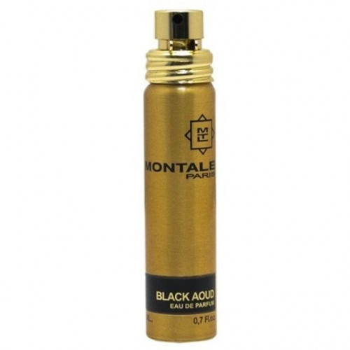 Montale Black Aoud (EDP, 20ml, мужская)