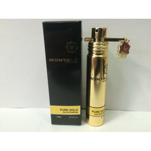 Montale Pure Gold (EDP, 20ml, женская)
