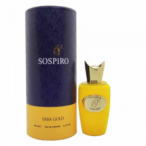 Sospiro Erba Gold (EDP, 100ml, унисекс)