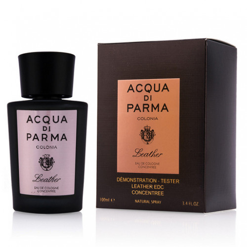 Тестер Acqua di Parma Colonia Leather (EDP, 100ml, мужская)