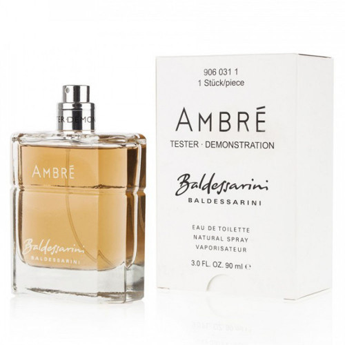 Тестер Baldessarini Ambre (EDT, 90ml, мужская)