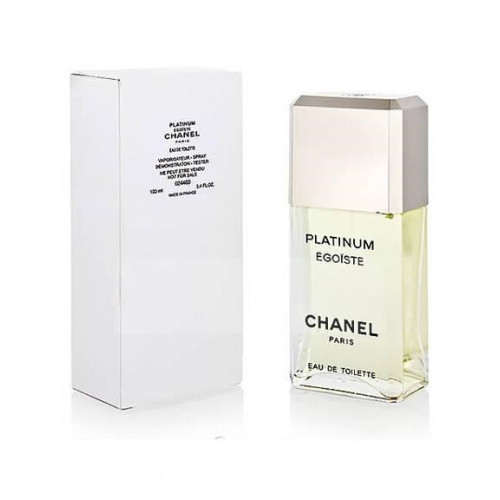 Тестер Chanel Platinum Egoiste (EDT, 100ml, мужская)