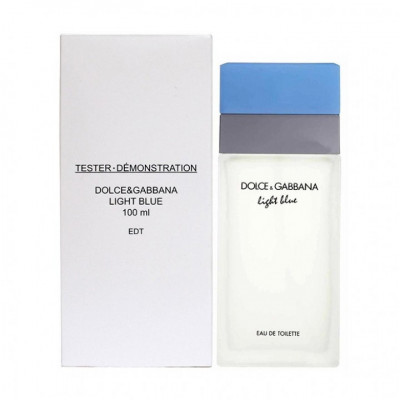 Тестер Dolce Gabbana Light Blue (EDT, 100ml, женская)