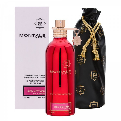 Тестер Montale Red Vetiver (EDP, 100ml, мужская)..