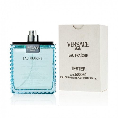 Тестер Versace Fresh Men (EDP, 100ml, мужская)