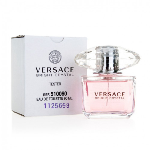 Тестер Versace Bright Crystal (EDT, 90ml, женская)