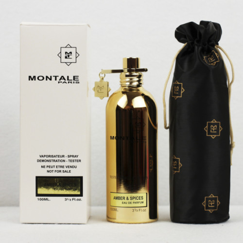 Тестер Montale Amber Spices (EDP, 100ml, унисекс)