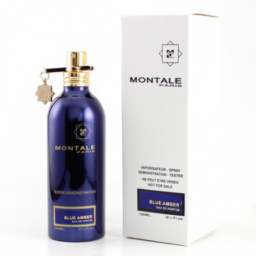 Тестер Montale Blue Amber (EDP, 100ml, унисекс)