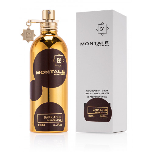 Тестер Montale Dark Aoud (EDP, 100ml, унисекс)