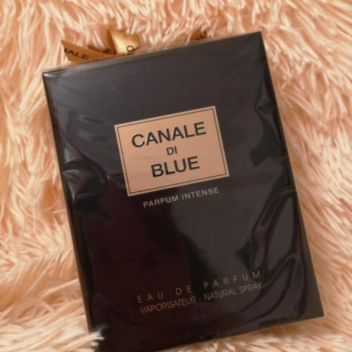Canale Di Blue Parfum Intense (EDP, 100ml, мужская)..