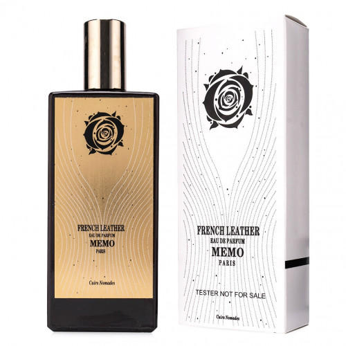 Тестер Memo French Leather (EDP, 100ml, унисекс)